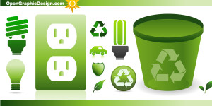 Gren Eco Vector Icons - High Resolution art