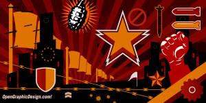 Propaganda Graphics - Free Vector Art
