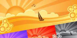 sunset-vector-wallpaper-hires